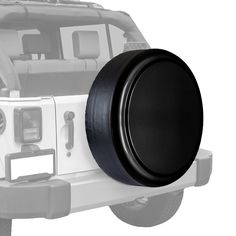 """Rigid Tire Cover by Boomerang - Fits 29-30"""" Jeep Wrangler YJ, TJ and JK"""