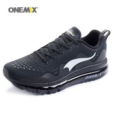 59.50$  Watch now - http://alimdu.shopchina.info/1/go.php?t=32818295590 - New onemix Air Men's Sports Running Shoes cushioning breathable Massage Sneakers for men sport shoes 2017 male athletic outdoor  #magazineonline