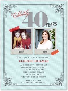 181 Best Birthday Party Invitations Images
