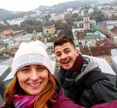 If you want to take a look on the all Lviv old town you need to climb on the city hall tower. It's really worth it! :) #lviv #lwów #lbib #justlvivit #ukraine #ukraina #traveltoukraine #instatravel #travel #travelblogger #travelblog #traveladdict #traveljunkie #travelbug #podróż #podróże #podróżnik #wycieczka #wakacje #wyjazd #pilotbirówka #blogtrotters #blogtroterzy #polishguy #polishboy #polishman #polishgirl #selfie by pilot.birowka