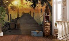 Treasure Island  Piraten ahoi – Eine malerische Schatzinsel voller Geheimnisse  http://www.fototapete.de/index.php/treasure-island.html