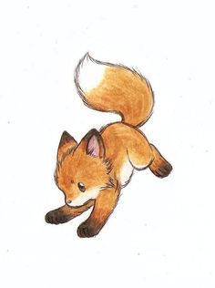 so, I have been drawing some new things. so, I have been drawing some new things…. wanted to draw something small, so I decided it should be a fennec fox ^^ I used a ballpoint pen and watercolors. Cute Fox Drawing, Cute Animal Drawings, Drawing Drawing, Drawing Tips, Drawing Animals, Drawing Ideas, Bear Drawing, Garden Drawing, Fox Cartoon Drawing