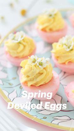 Easter Snacks, Easter Dinner Recipes, Easter Brunch, Easter Treats, Brunch Recipes, Easter Food, Easter Appetizers, Easter Desserts, Easter Salad
