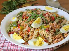 Disfruta las ensaladas de verano - Recetas de ensalada de pasta | Quericavida.com
