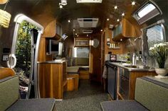 Airstream Renovation: Other peoples restoration pictures.