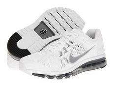 Nike Air Max+ 2013 White/Wolf Grey/Reflective Silver - Zappos.com Free Shipping BOTH Ways