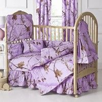 purple camo, this would be so cute if we lived in a little cabin(=