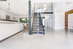 steel and conrete staircases - Google Search