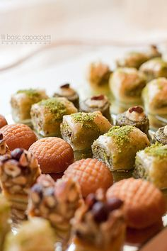 Baklava & other Middle Eastern sweets