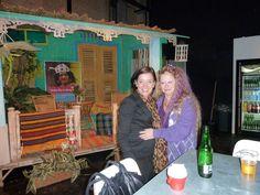 Samen met Esstella bij RayMann laat