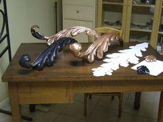 Relevage repoussage - ACSA : Ferronnerie d'art artisanale