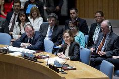 On Monday, the Security Council sent a strong signal to perpetrators of sexual violence in conflict that their crimes will not be tolerated, adopting a new resolution to strengthen efforts to end impunity for a scourge that affects not only large numbers of women and girls but also men and boys.  Pictured here is UNHCR Envoy Angelina Jolie.