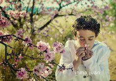 Inma Juan fotografía de niños. Fotos de bodas, comuniones originales y divertidas