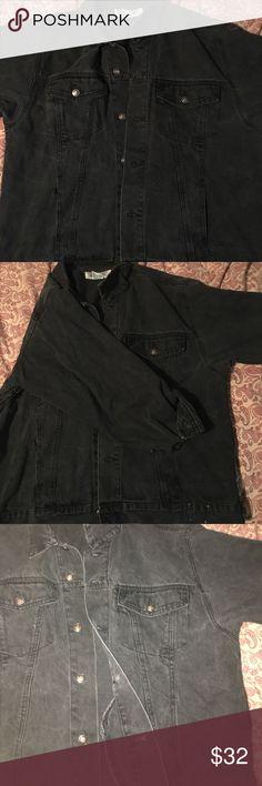 Over sized denim jacket for sale Denim jacket for sale Fashion Nova Jackets & Coats
