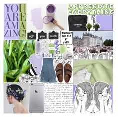 """""""❀ ; ayyy // collab with chick"""" by heyitsdamiah ❤ liked on Polyvore featuring art and damiahsmagazines"""