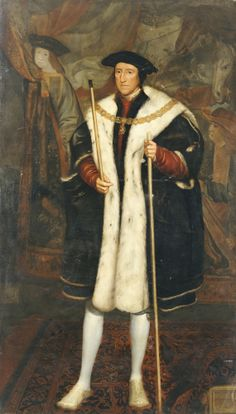 Portrait Of Thomas Howard, Third Duke Of Norfolk (1473-1553), C.1520 - Hans Holbein The Younger Prints - Easyart.com