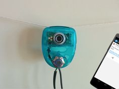 Pi doorbel that shows a picture on your phone