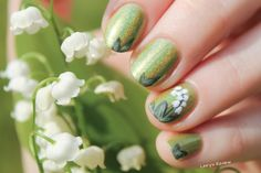 Enchanted Polish March 2014 Muguet Linry's Review
