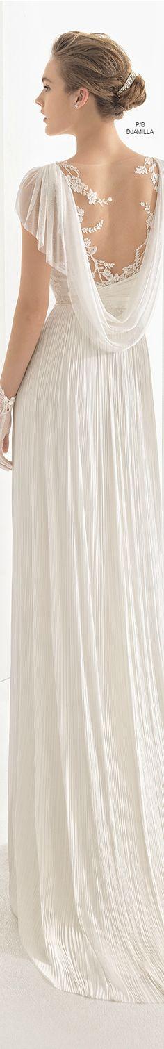ROSA CLARÁ BRIDAL COLLECTION 2017 - NADINE