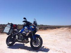 Mt Barker SA to Griffith NSW - Yamaha Super Tenere XT1200Z