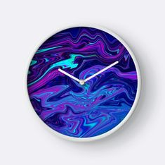 raphaelladesign is an independent artist creating amazing designs for great products such as t-shirts, stickers, posters, and phone cases. My Design, House Design, Clock, Artist, Shopping, Home Decor, Watch, Decoration Home, Room Decor