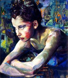 My college classmate- Charles Dwyer's work inspires me still. Artodyssey: Charles Dwyer