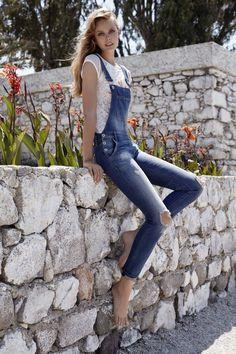 Mavi Edera denim overalls for spring. Now available: http://us.mavi.com/women-featured-new-arrivals/edera-overall-in-light