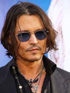 Photo: Johnny Depp : 16x12in