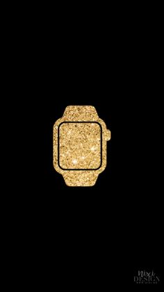 Apple Watch Apps, Gold Apple Watch, Ios, Black And Gold Aesthetic, Christmas Apps, Apple Icon, Insta Icon, Iphone Design, App Icon Design