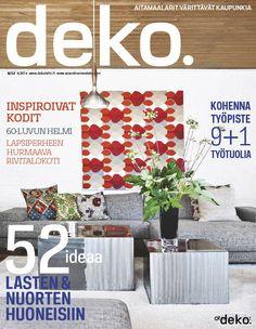 DEKO'S PRINT MAGAZINE 8 12 OUT NOW!