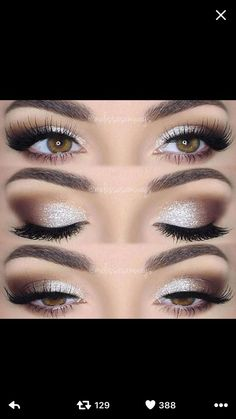 Makeup for prom More