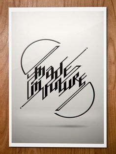 50 Inspirational Typographic Poster Designs