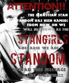 SPREAD IT LIKE WILDFIRE!!! WE ARE STANGIRLS!!!!! Edit by @Faith Martin P !!!