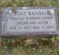 Tony Randall