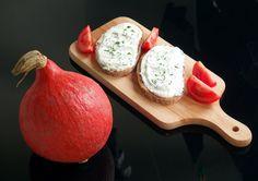 dýně hokaido a pažitková pomazánka Pear, Fruit, Food, Essen, Meals, Yemek, Eten, Bulb