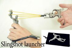 Catapult Assist ejection tool. Slingshot Professional accessories. Release aid #LINSCHINA