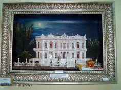 İlgili resim Taj Mahal, Frame, Painting, 3d, Home Decor, Pictures, Picture Frame, Photos, Decoration Home