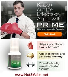 Prime Ultimate Longevity Formula by Isotonix...get it at www.shop.com/freedom2013