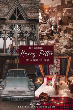 The Ultimate Harry Potter Travel Guide to the U. Oh The Places You'll Go, Places To Travel, Harry Potter Locations, London Restaurants, London Attractions, Travel List, Italy Travel, Travel Guides, Scotland Travel