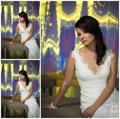 This gown was fabulous.  Check it out >>> http://blog.nathanieledmunds.com/2013/10/03/katie-marc/  #Bride #Wedding #Marriage #Dress #White #Sit #Bench