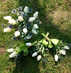 Minimalistické tulipány