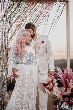 Wedding Couples, Wedding Bride, Boho Wedding, Wedding Photos, Dream Wedding, Wedding Day, Wedding Dresses, Wedding Bells, Retro Wedding Theme