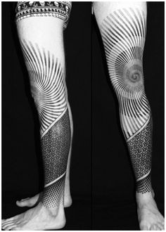 Black- & Dotwork Tattoos