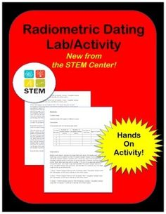 from Mack radiometric dating activity middle school