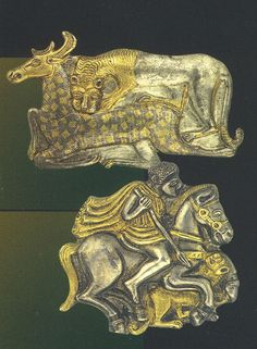 Bulgaria's Thracian heritage - Loukovit treasure. The Thracians, ruled by a powerful warrior aristocracy rich in gold treasures, inhabited an area extending over modern Romania and Bulgaria, northern Greece and the European part of Turkey from as early as 4,000 BC. Archaeologists have discovered a large number of artefacts in Bulgaria's Thracian tombs in recent decades, providing most of what is known of their culture, as they had no written language and left no enduring records.
