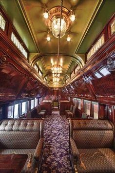 ¡Pasajeros al tren! Un viaje por los trenes más lujosos