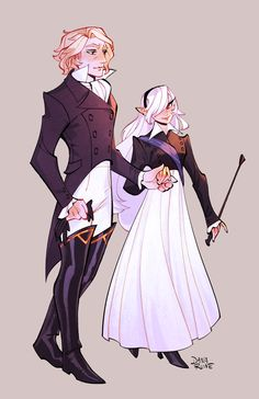 Fire Emblem Fates - Xander and Corrin <<<< I'm getting a strong Pride and Prejudice vibe with this one--and I love that. Fire Emblem Characters, Cute Characters, Fantasy Characters, Character Concept, Character Art, Character Design, Character Ideas, Atticus, Geeks