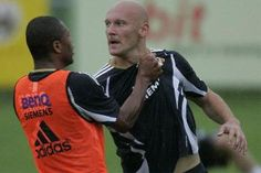 Gravesen Fight In Training