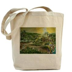 Tote Bag Original Art by Ave Hurley of ArtRave.com now only $12.99 on CafePress