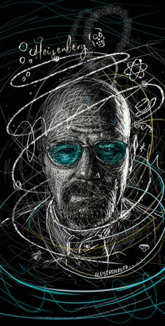 Breaking Bad - Fan Made Heisenberg Mobile Wallpaper Breaking Bad Tattoo, Breaking Bad Poster, Breaking Bad Arte, Affiche Breaking Bad, Breaking Bad Quotes, Serie Breaking Bad, Breaking Bad Jesse, Walter White, Art And Illustration